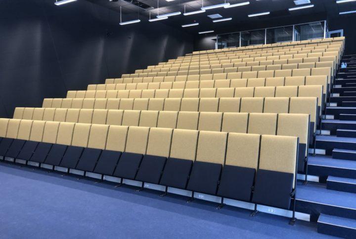 Kaitseakadeemia auditoorium